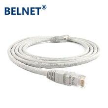 Belnet High Speed CAT6 RJ45 Patch Ethernet LAN Cable Network Cable 0.33M/1M/2M/3M/5M/6M/10M/15M/20M for Router Computer Laptop