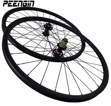 roda mtb 29er mountain bicycle wheelsets 29er Down hill strong rim disc brake DH pillar spokes chinese-carbon-wheels with skewer