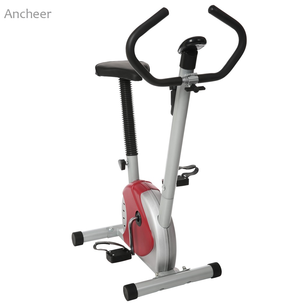 Ancheer New Indoor Cycling Bikes High Quality Home Fitness Equipment Exercise Bikes Stationary Bike new arrival high quality exercise equipment professional 4 wheels abdominal ab roller indoor fitness crossfit equipment
