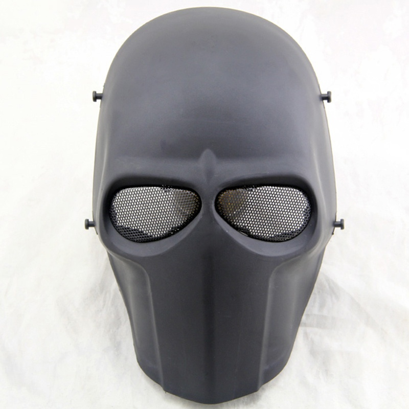 Army Of Two Full Face Airsoft Skull Paintball Mask Cosplay Halloween Party Mask Hunting Wargame Military Tactical Masks Leather Bag