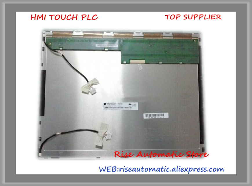 The 15 inch TMS150XG1-10TB 4:3 LCD dual A++ Industrial LCD scre en nl6448ac30 10 9 4 inch industrial lcd new