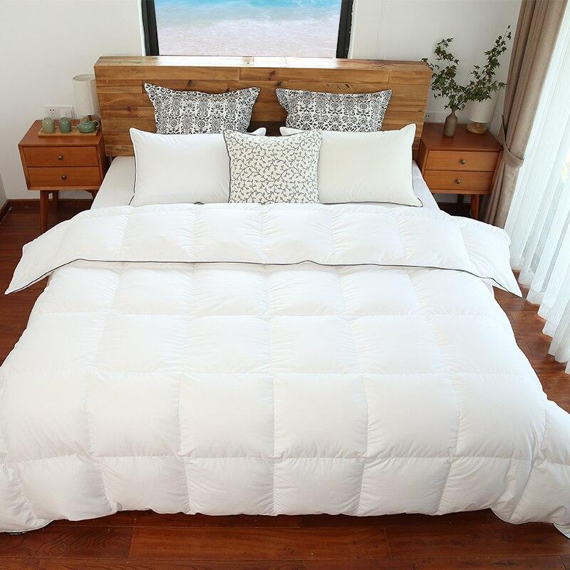 achetez en gros couette plume en ligne des grossistes couette plume chinois. Black Bedroom Furniture Sets. Home Design Ideas