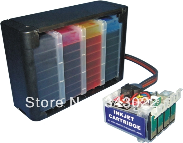PROCOLOR CISS Japan version for epson (ICBK69L/ICBK69/ICC69/ICM69/ICY69)for use on:PX 105/PX 505/ PX 535F/PX 045A with ARC chip|ciss for epson|ciss chip|ciss epson - title=