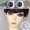 5Pairs/Lot Wholesale Acrylic Eyes Accessories High Quality Dolls Eyes BJD 12MM