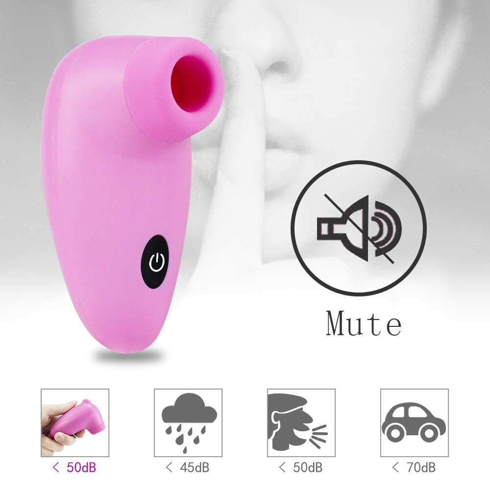 Chupete estimulador de pezón Oral nuo para mujer bomba de Vagina vibrador de Vagina Clitoris juguetes sexuales masajeador para chupar pezones