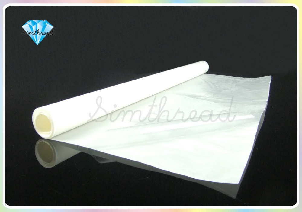 NEW ARRIVAL Heat Press Embroidery Fusible Stabilizer Embroidery Patches Backing  18