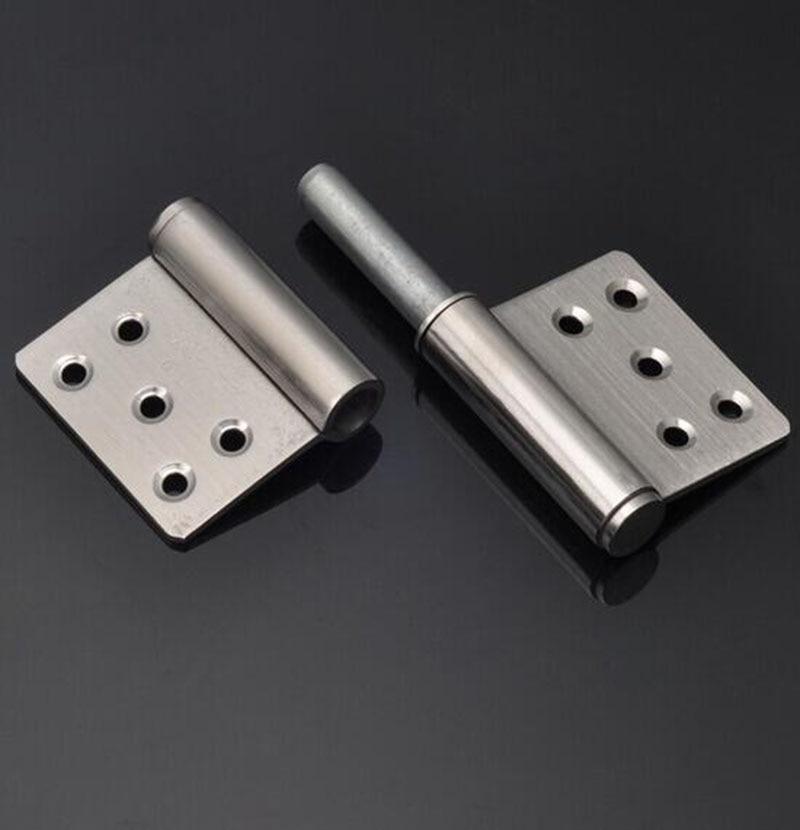 Detachable Door Axis Hinge 5 Inch 304 Stainless Steel