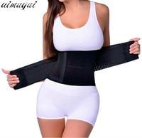 Brand Miss Waist Trainer Slimming Belt Slim Underwear Waist Training Corsets Cincher Girdle Postpartum Tummy Trimmer