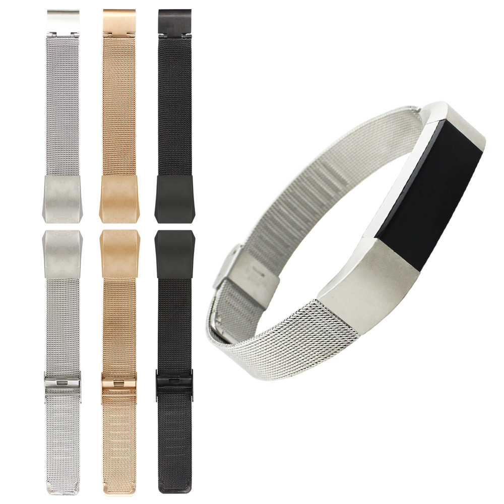 Smart Bracelet Band Strap For Fitbit Alta Band High Quality Milanese Strap Bracelet For Fitbit Alta Tracker Accessories