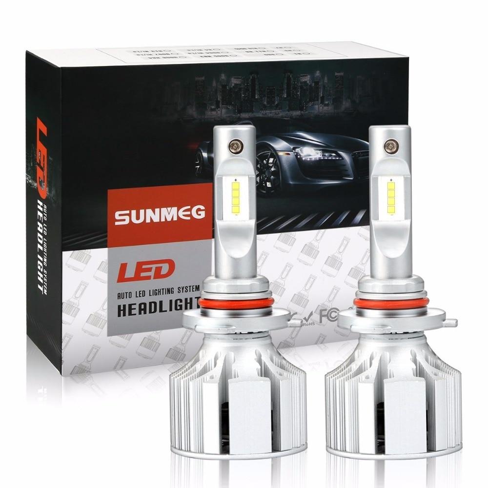 Buy Car Styling 9005 Hb3 Led Headlight Bulbs 360 Degree Low Beam
