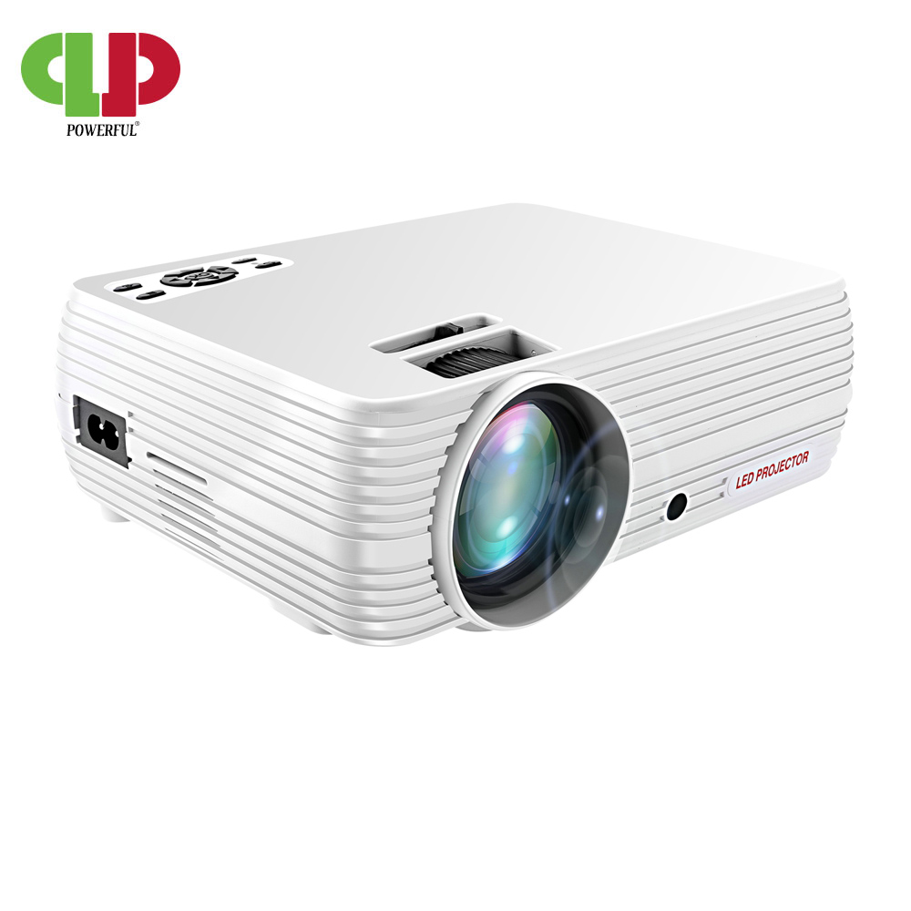 Powerful Mini Projector X5 led Beamer Full HD video Portable Home Cinema Pocket TV