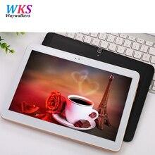 10.1 pulgadas tabletas T805G-HD octa core 4G DEJAR teléfono de llamada tablet Android 6.0 4 GB/64 GB tablet pc, el mejor regalo de Navidad para él Tablet