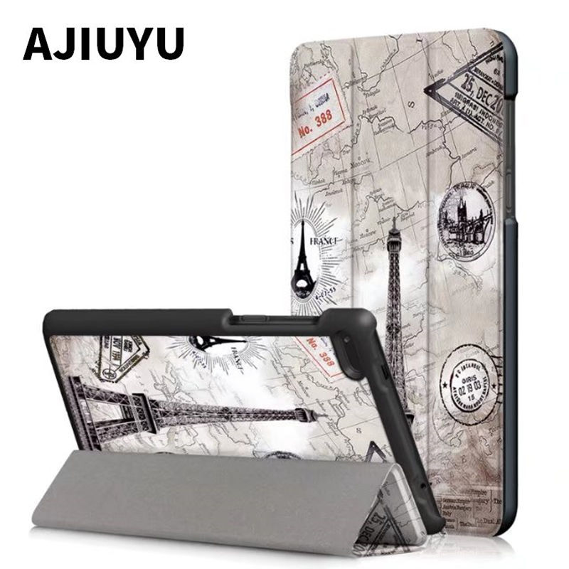 Cover Case For Lenovo Tab 7 TAB7 Essential TB-7304X TB-7304F TB-7304i Protective PU Leather Tab4 Tab 4 7 TB-7304 7 Tablet Cases планшет lenovo tab 4 tb 7304x 7 za330081ru mediatek mt8735d 1 1 1gb 16gb 7 ips wi fi bt 3g lte 2 2mpx android black