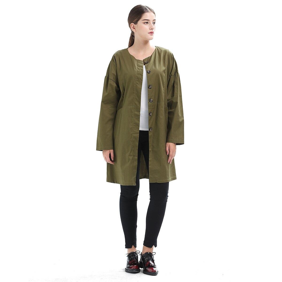 6a83d0fbec24cd 2018-Printemps-Nouveau-Mod-le-Costume-robe-Col-Rond-Solide-Couleur-Facile-Invisible-Boucle-Coupe-Vent.jpg