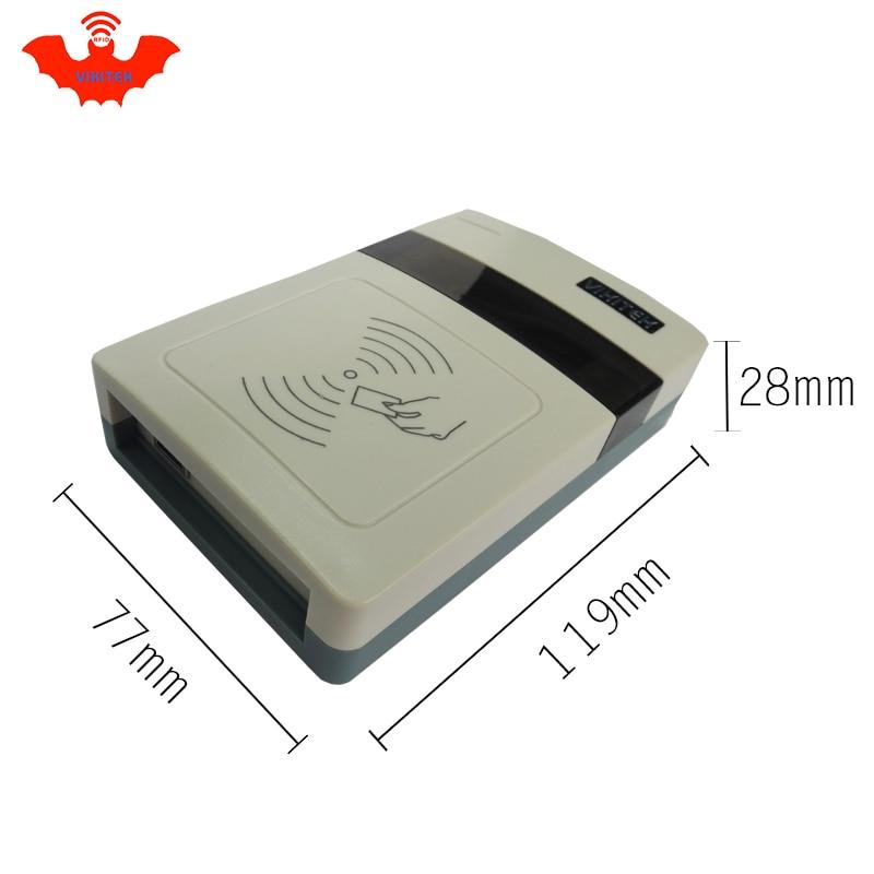 Lexues i shkurtër UHF RFID lexues i integruar USB port porti rfid - Siguria dhe mbrojtja - Foto 5