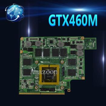 Amazoon   GTX460M 12 memory G53S G73S G53SX G53SW G73SW G73JW notebook Graphic Video VGA Card 3G For ASUS G73JW G53JW G73 G53