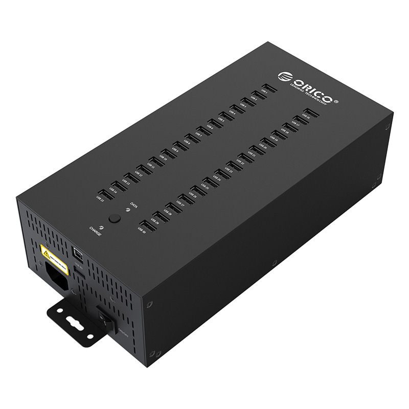 ORICO 30 Ports Industrial USB2 0 Hub for TF SD U disk Data Test Batch Copy