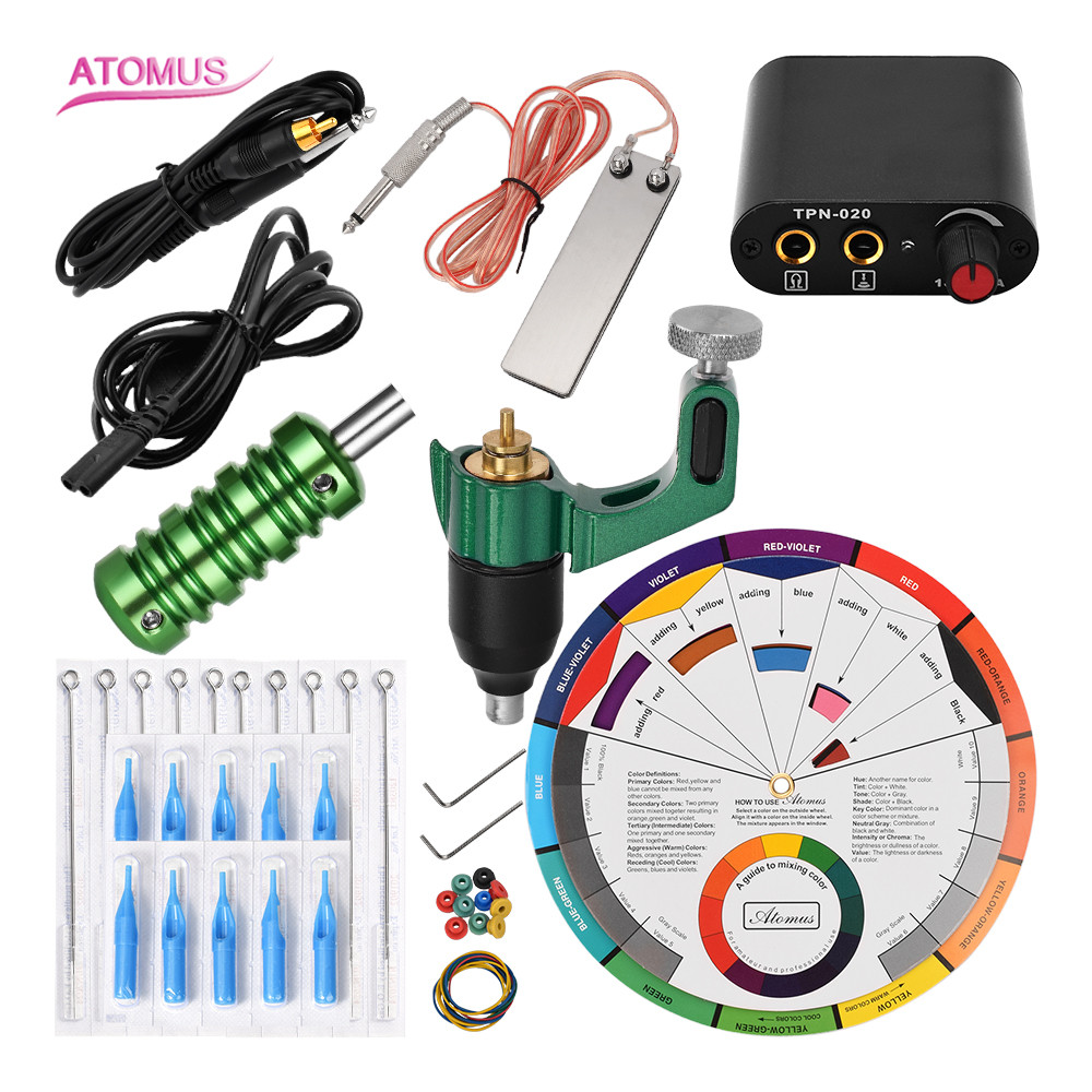 Tatoo Rotary Equipamento Machine Professional Tatoo Kit Tattoo Para Tatuagem Rotatory Machinery Maquina De Tatuar ProfesionalTatoo Rotary Equipamento Machine Professional Tatoo Kit Tattoo Para Tatuagem Rotatory Machinery Maquina De Tatuar Profesional
