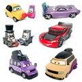 No.188-203 Disney Pixar Cars 3 2 1 METAL Diecast Cars Disney Rare McQueen Sall 1:55 Diecast kid toys for Children Boys Car Gift