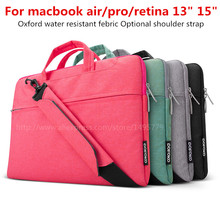 For Apple macbook pro 15 computer briefcase 14 inch Handbag Case 15 4 Notebook Laptop bag