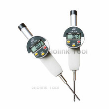 0-50 мм цифровой индикатор dgial циферблат индикатор 50 мм большое расстояние Электронный индикатор 50 мм Индикатор