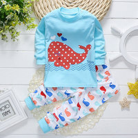 Newborn Baby Boy Clothes Set Outfit Sports Suit For Spring Fall Infant Baby Boy Clothing Brand