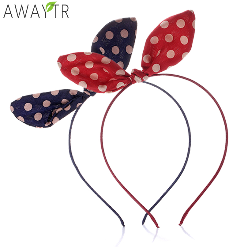 1PC Women Bow Headpiece Band Elastic Simple Hair Hoop Knot Handmade Hairbands Turban Knot   Headwear   Women Girls Hair Accessories
