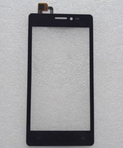 New Touch panel sensor Touch Screen Digitizer Glass Replacement for 5 Prestigio Wize K3 PSP3519DUO PSP3519 DUO Free Shipping replacement touch screen digitizer glass for lg p970 black