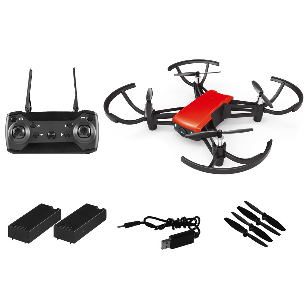 IN 1802 RC Drone With FPV 720P Camera G-Sensor Altitude Hold Quadcopter Headless Remote Control Helicopter One Key TakeoffIN 1802 RC Drone With FPV 720P Camera G-Sensor Altitude Hold Quadcopter Headless Remote Control Helicopter One Key Takeoff