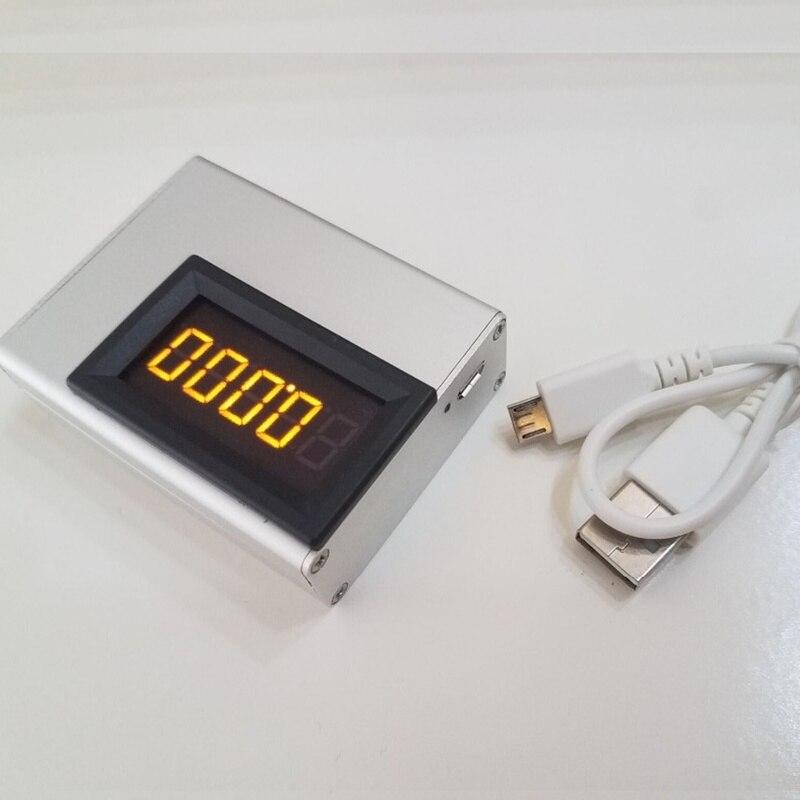 Rechargeable Mini 0 10W Laser Power Meter Pocket Cute Multiwavelength 10W Laser Power Meter New