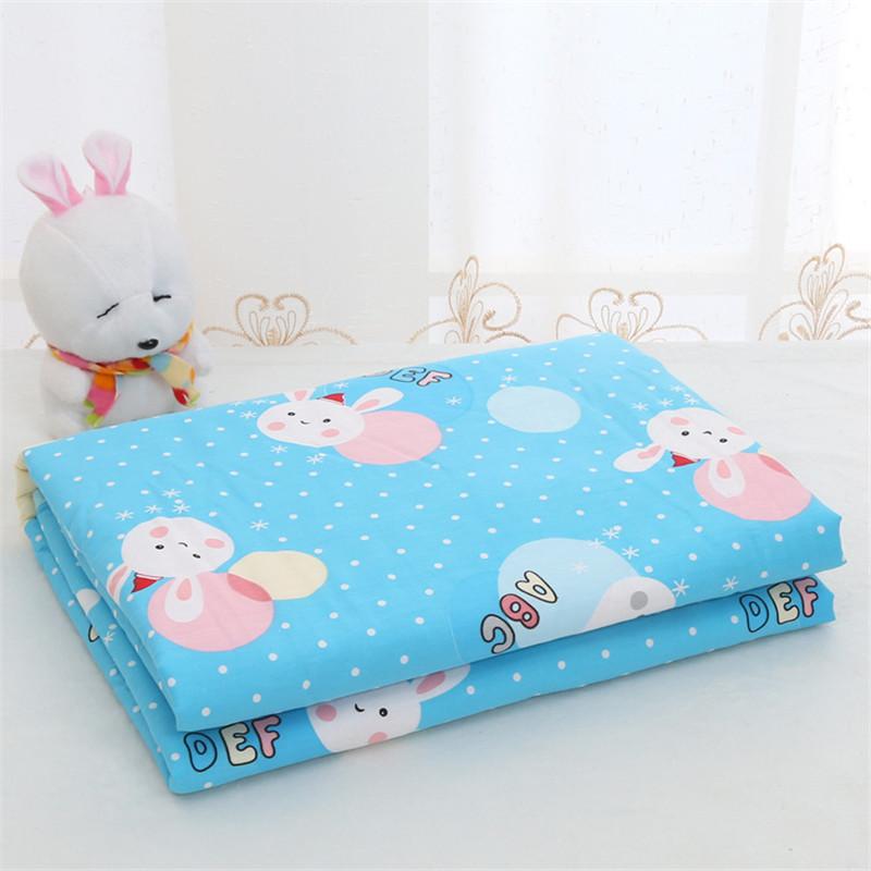 Baby cotton waterproof pad5