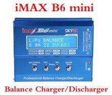 B6 Обновление Версии! SKYRC iMAX B6 Мини Профессиональный Баланс Зарядное Устройство/Разрядник для RC Зарядки Аккумулятора (SK-100084-01)