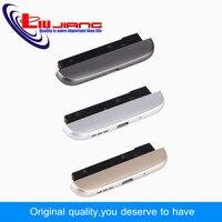 Liujiang Bottom Cover For LG G5 H850 H860 H830 Bottom Housing Cap Loudspeaker Ringer USB Charging