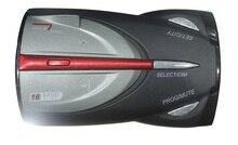 Para 16 Bandas Del Coche Detector de Radar Cobra XRS 9880 Idioma Ruso e Inglés Lacer Anti Detector de Radar para la Conducción