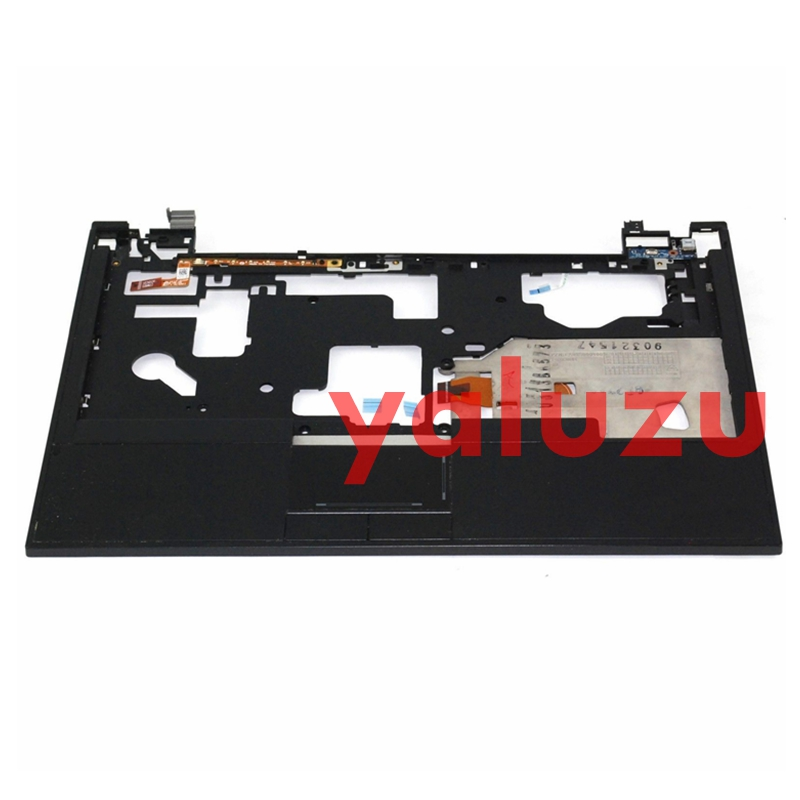 YALUZU NEW laptop cover For Dell Latitude E4300 Palmrest Touchpad Button Assy N471D 0N471D K456C upper case keyboard bezel blackYALUZU NEW laptop cover For Dell Latitude E4300 Palmrest Touchpad Button Assy N471D 0N471D K456C upper case keyboard bezel black