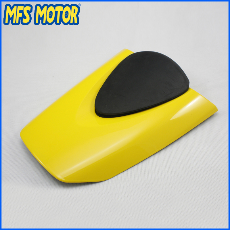 Motorcycle Accessories Rear Pillion Yellow Seat Cowl Cover For Honda CBR600RR F5 CBR 600 RR F5 2007 2011 08 09 10