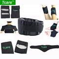 Tcare 7pair/set Tourmaline set self-heating magnetic waist belt kneepad neck ankle support shoulder pad elbow Braces health care