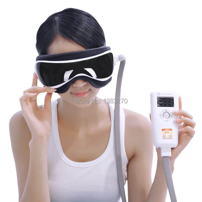 USB Electric Acupuncture Magnet Eye Massage eyes relax massage head health care humanized design electric head massager brain massage relax easy acupuncture points fashion gray health care home