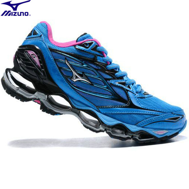 Mujeres De Original Zapatillas 6 Zapatos Mizuno Onda Profecía OqZ4H