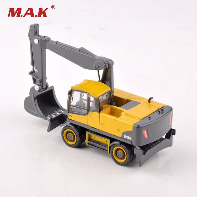 1/87 EW230C Excavator Model Engineer Maquinaria Construction Truck Toy