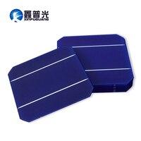 XINPUGUANG 40 шт. PV фотоэлектрических монокристаллический кремниевый элемент 156*156 мм 4,8 Вт DIY Kit 240 Вт солнечная панель 0,5 в класс A 6*6 в солнечной