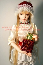Free shipping high quality BJD SD doll SUPIA LINA soom volks ai 1/3 female dod doll luts