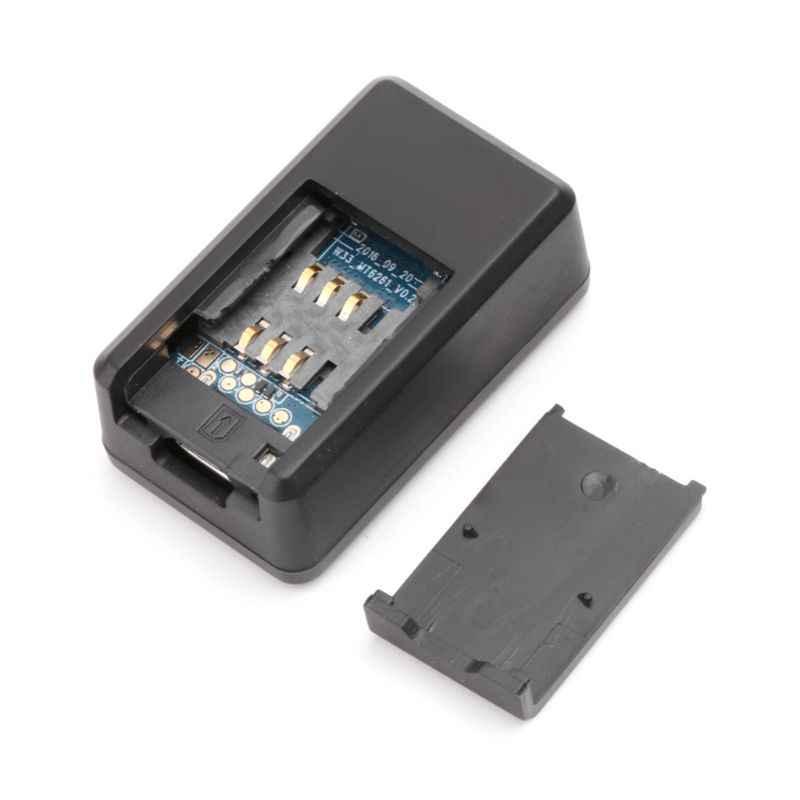 新 1 セット GF-07 ミニ Gps トラッカー車両追跡装置リアルタイムロケータ磁気強化ロケータ音監視