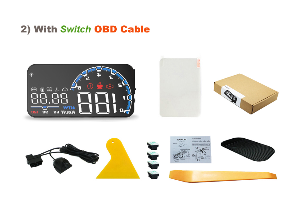 Swith OBD version-2