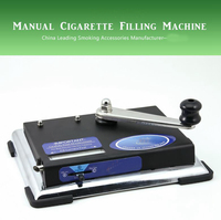 Hot Sale In Turkey Manual Cigarette Tube Filling Machine Fits 8 1mm Cigarette Tube Make Your