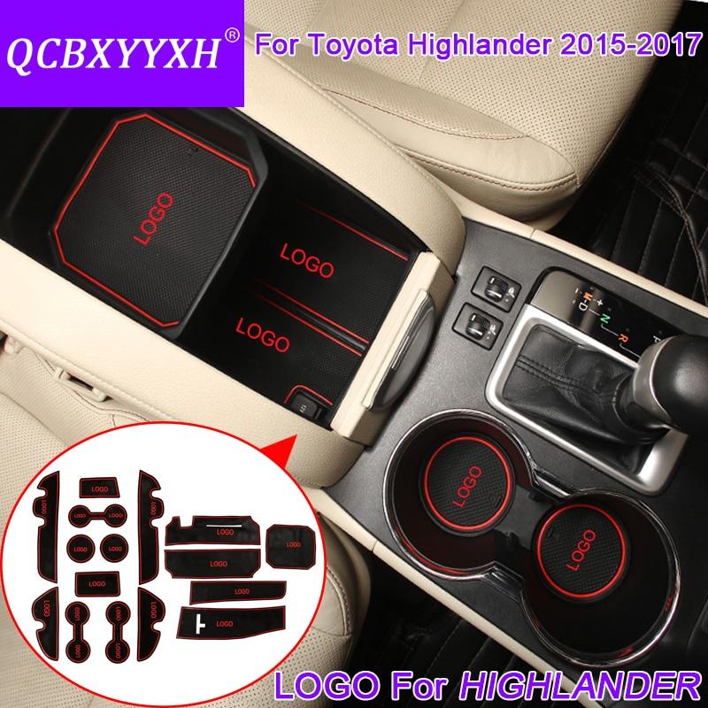 Toyota Superstore Hartford Ct: QCBXYYXH Car Styling Slot Pad Interior Door Groove Mats