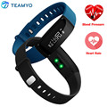 Smart Band Blood Pressure V07 Smart Bracelet Watch Heart Rate Monitor Smartband Fitness Tracker for Android IOS ID107 Upgraded