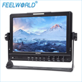FW1018S 10.1 Inch Field Monitor with Peaking Focus IPS 3G-SDI Feelworld HDMI Photography Studio Camera Top External Monitors