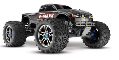 Traxxas E-Maxx EXV RTR 2.4Ghz RTR Dual-Motor Monster Truck TRA39036-1