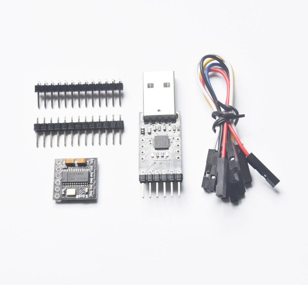 RND MICRO MINI OSD For Flip32 Naze 32 Naze32 APm Pixhawk Flight Controller Board with TTL Module TTL Converter fpv s2 osd barometer version osd board read naza data phantom 2 iosd osd barometer with 8m gps module